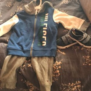 Super cute Tommy Hilfiger boys outfit 12 months